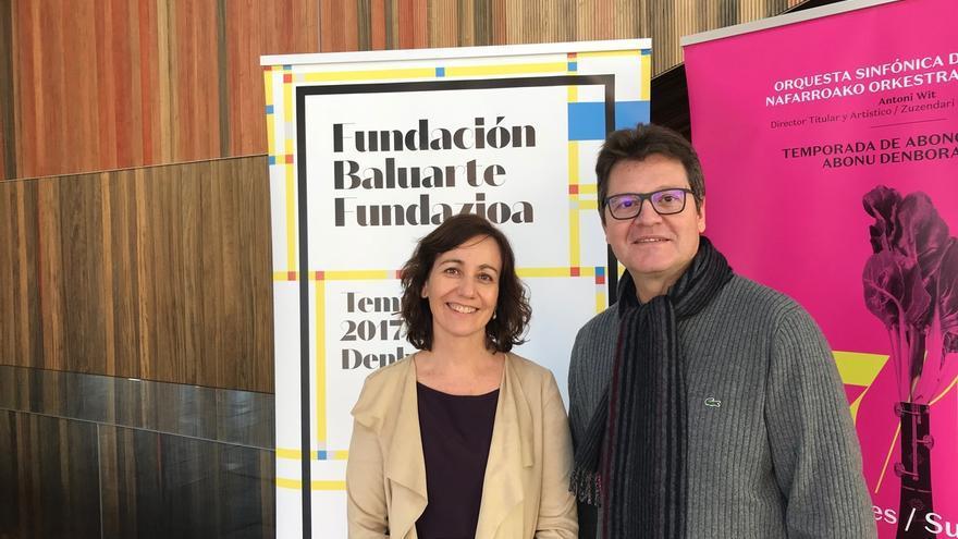 Manuel Hernández-Silva, nuevo director titular de la Orquesta Sinfónica de Navarra a partir de la temporada 2018/19