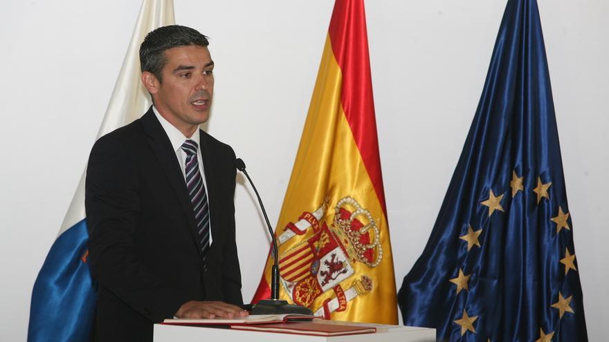 Narvay Quintero Castañeda, consejero de Agricultura (CC)