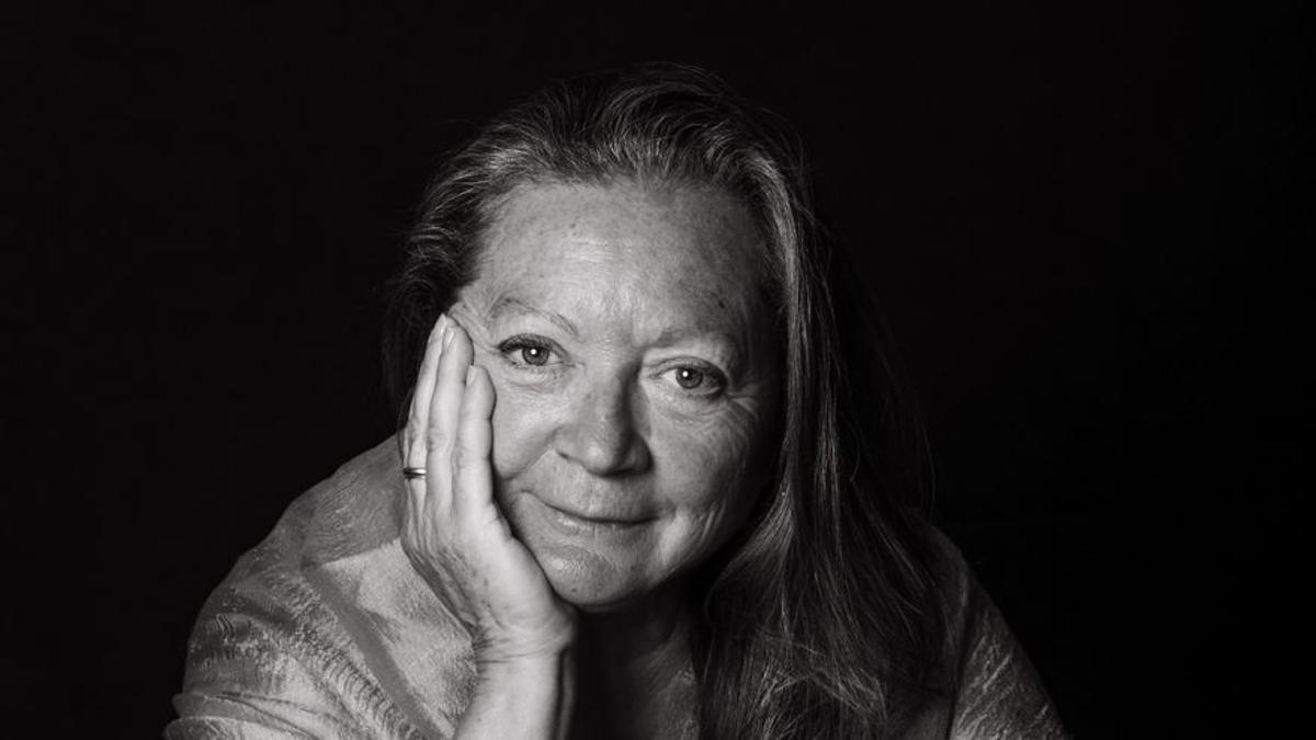 Elsa López. EMILIO BARRIONUEVO