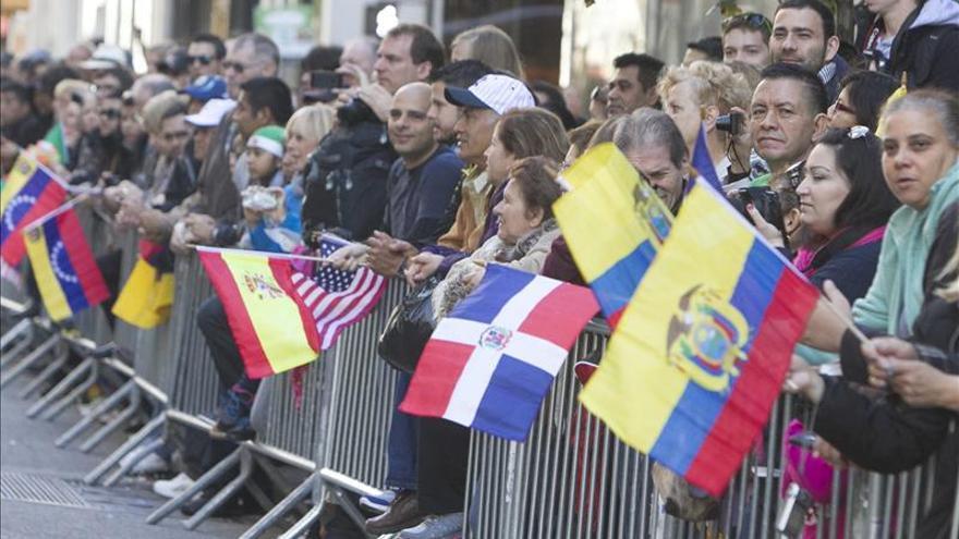Los estadounidenses, divididos políticamente respecto a los inmigrantes