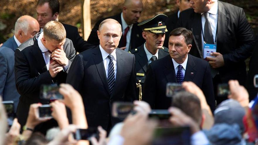 Putin ofrece la cooperación de Rusia para reforzar la seguridad en Europa