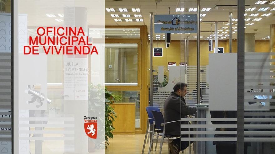 Oficina Municipal de Vivienda del Ayuntamiento de Zaragoza