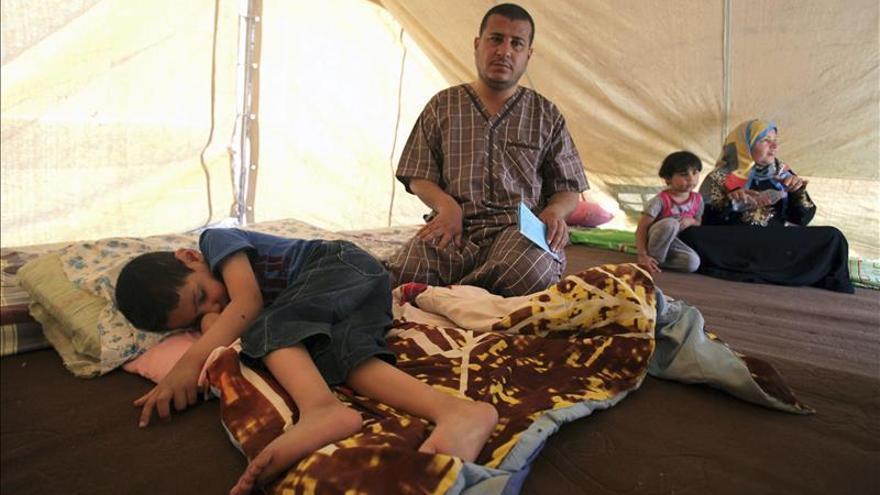 La ONU advierte de que 10 millones de iraquíes necesitarán ayuda humanitaria a finales de 2015
