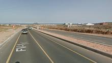 Cazado por un radar a 221 kilómetros por hora en una carretera de doble sentido en Fuerteventura