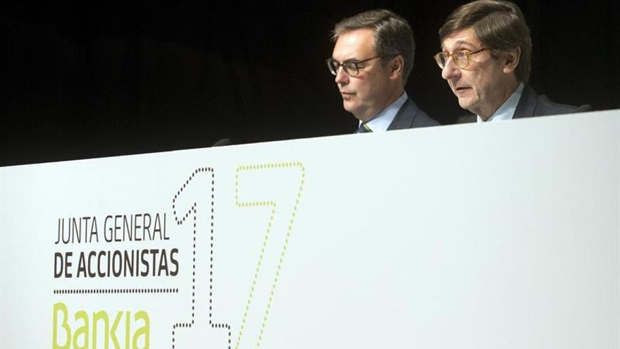 El juez desestima la demanda de Iberdrola contra Bankia por su salida a Bolsa