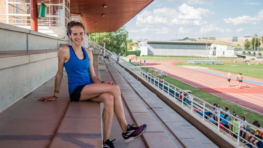 La atleta Ana Lozano / TEDxAlcarriaSt