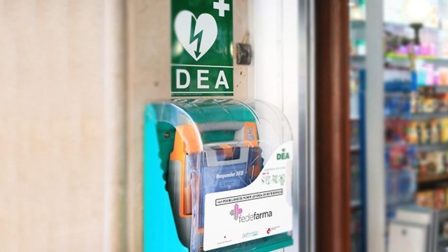 Sanidad regula la instalación y uso de desfibriladores fuera del ámbito sanitario