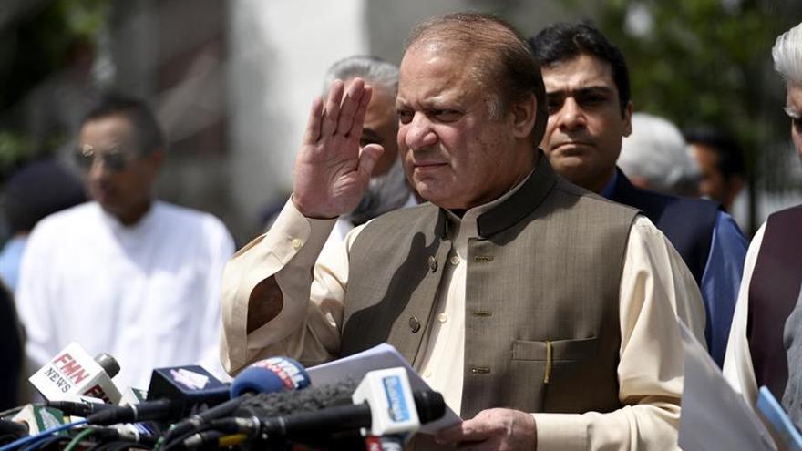 Sharif inicia su defensa ante el Supremo con su rechazo al informe incriminatorio