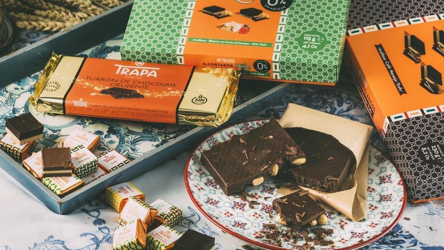 Chocolates Trapa prevé cerrar 2016 con ventas de 10,2 millones