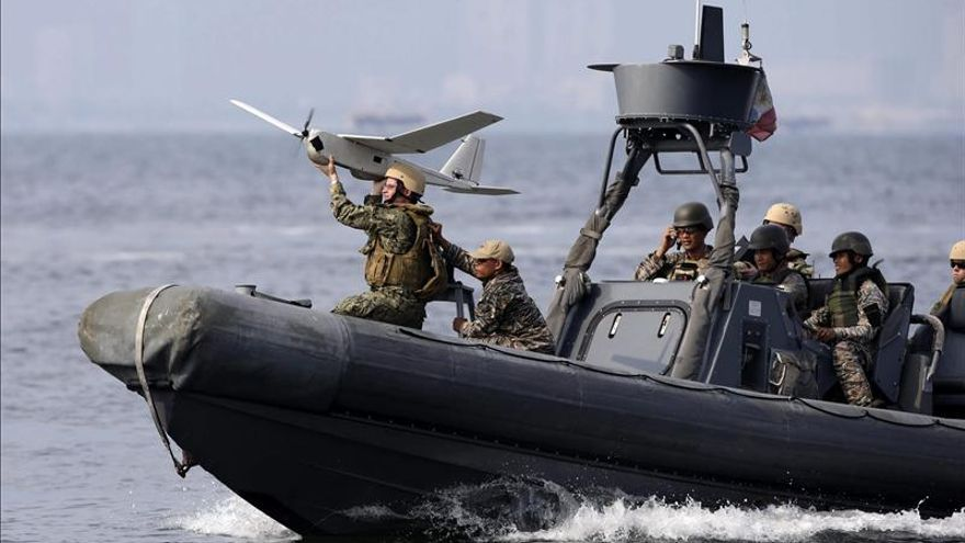 China envía su portaaviones al Mar de China Meridional en medio de tensiones