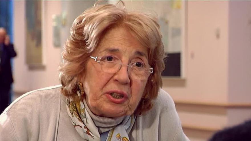Sofía Corradi, premio europeo Carlos V 2016, de la Academia Europea de Yuste