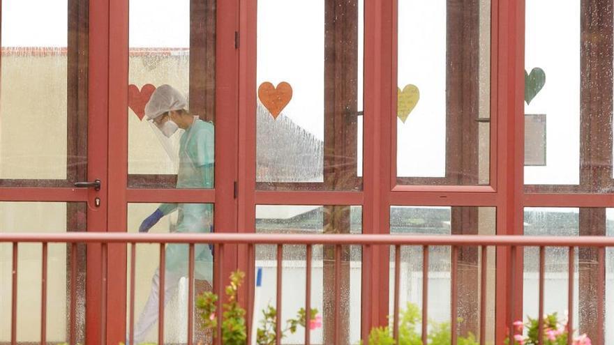 Centro sociosanitario de Fasnia, Tenerife, en el que ha fallecido un anciano por COVID-19