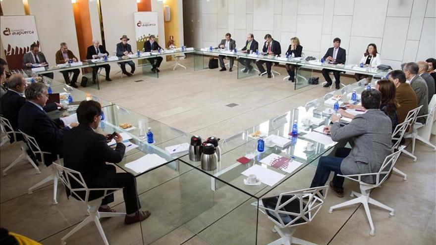La Fundación Atapuerca intenta frenar la fuga de científicos de primer nivel