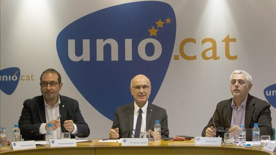 Unió renovará su dirección en un congreso fijado para el 16 de abril
