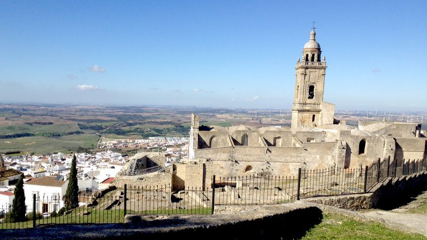 Medina Sidonia, en Cádiz.