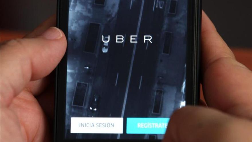 """Uber aspira en Uruguay a una regulación """"tan novedosa"""" como sus servicios"""