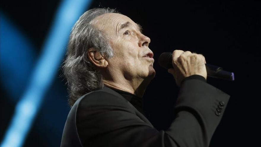 Serrat ofrecerá otro concierto en Madrid tras agotar las entradas del primero