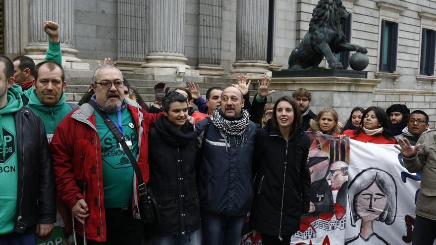 """Unidos Podemos lleva mañana al Congreso una ley para limitar los """"incrementos abusivos"""" de los alquileres"""