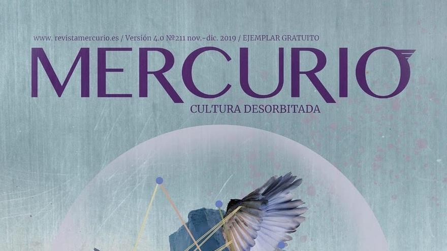 Regresa la revista cultural 'Mercurio' que será bimestral y gratuita para los lectores
