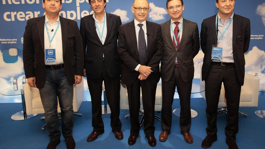 Montoro niega haber negociado el déficit con Cataluña