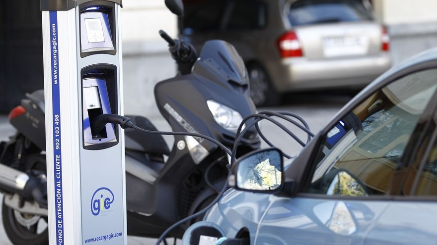 El Gobierno veta la tramitación parlamentaria de una iniciativa de PDeCAT para el coche eléctrico