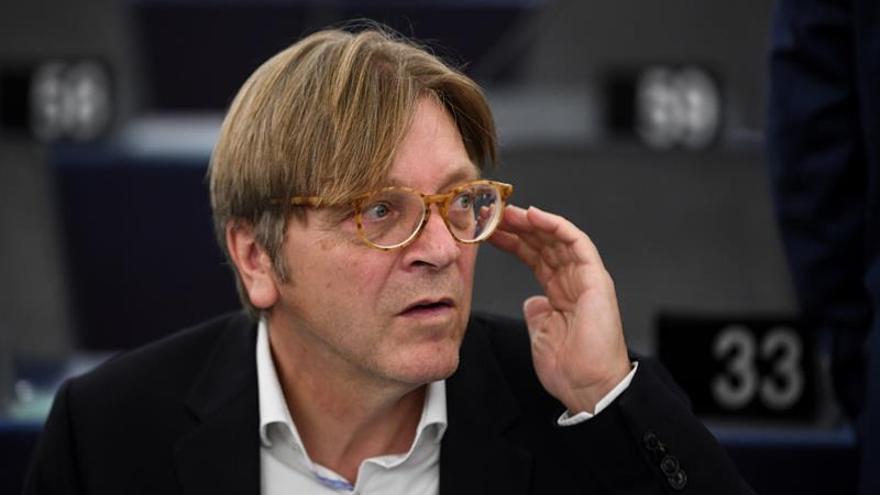 Los liberales europeos proponen la salida del PDeCAT por corrupción
