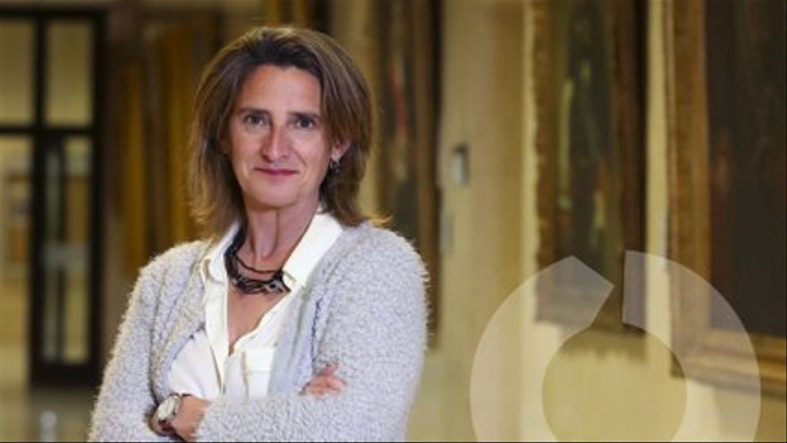VIDEO |  Interview with Teresa Ribera, Vice President and Minister for the Ecological Transition