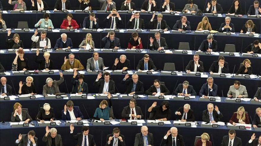 Eurodiputados respaldan el acuerdo de la UE sobre la protección de datos