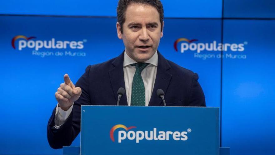 El PP reta a Sánchez a ser valiente e indultar a Junqueras sin reformar la sedición
