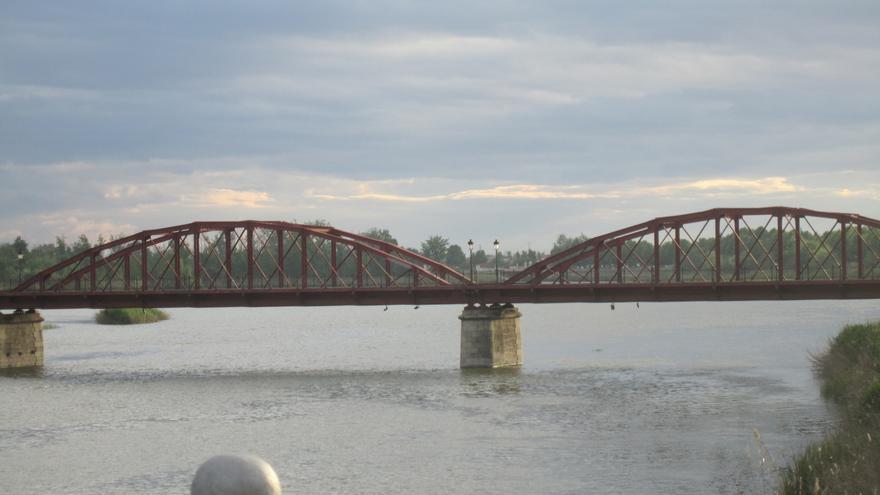 Talavera de la Reina, vista del río Tajo