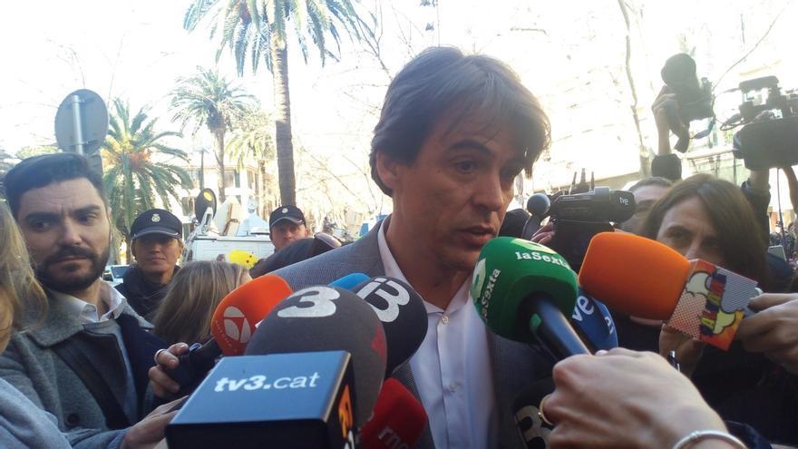 """Uno de los abogados de la Infanta Cristina está """"absolutamente convencido"""" de la absolución"""