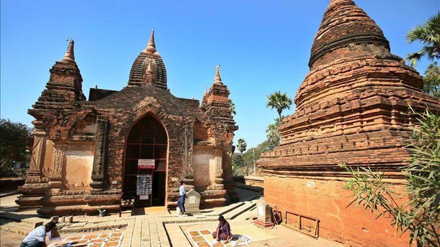 Birmania postulará los templos de Bagan a la lista Patrimonio de la Humanidad