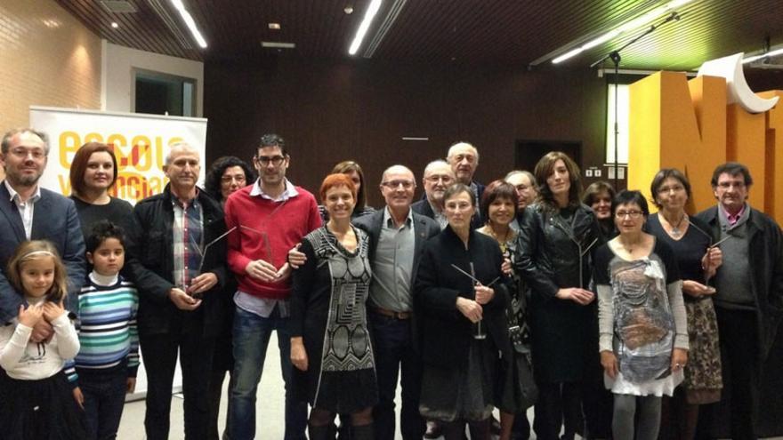 Gala de l'Escola Valenciana 2013