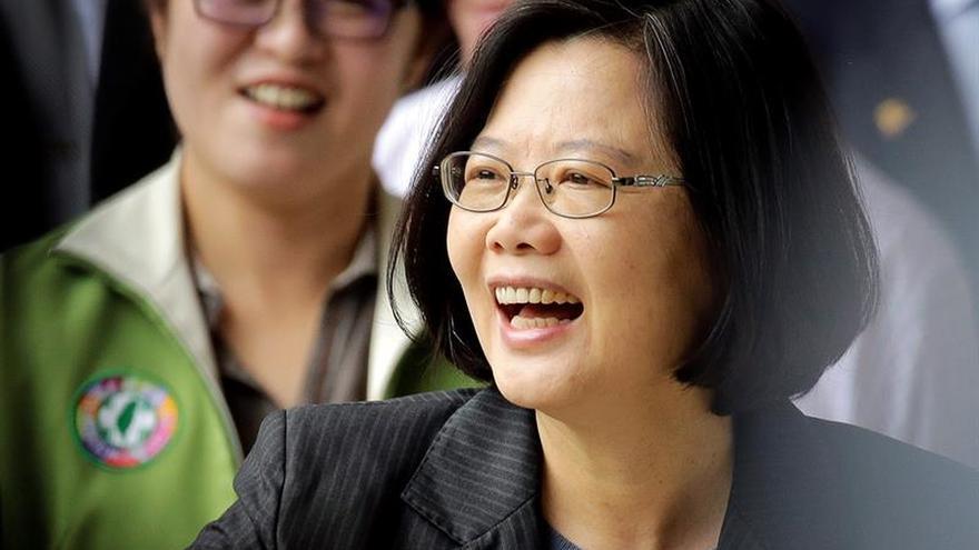 EEUU acogerá encuentro de defensa con Taiwán antes de recibir a su presidenta