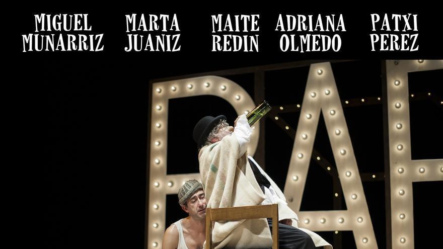 El Festival de Teatro Clásico de Olite se vuelca esta semana con las producciones navarras