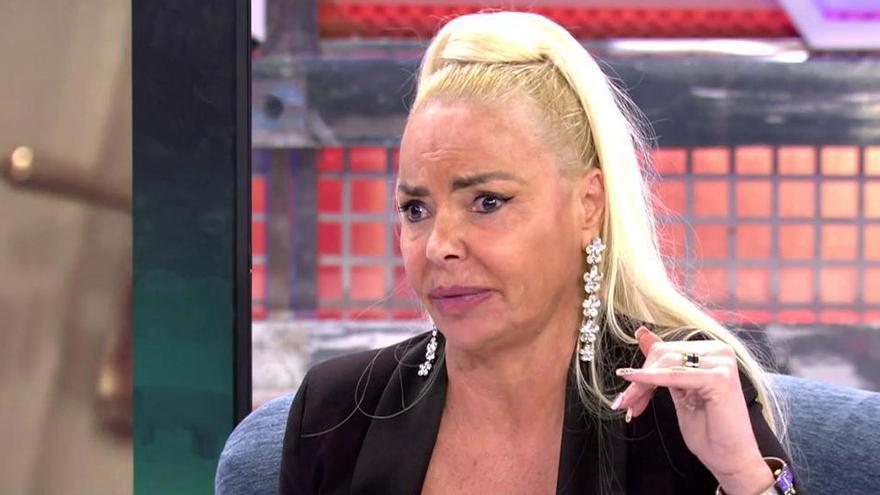 Leticia Sabater en el 'Deluxe' del domingo