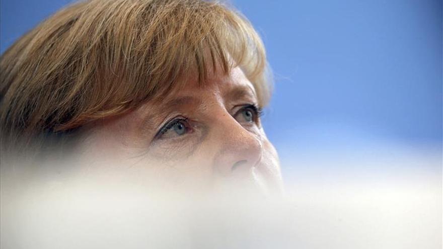 Merkel resalta la responsabilidad de Europa con los refugiados