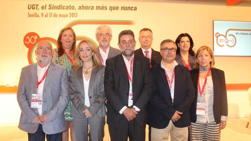 Nueva Comisión Ejecutiva UGT Andalucía