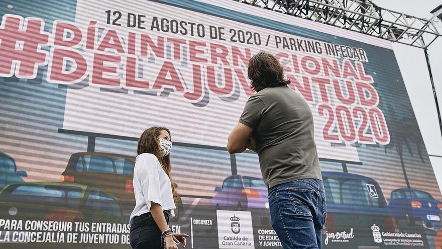 El festival sobre vehículos 'Park in Fest' contará con Sara Socas, Abubukaka o Kike Pérez en su cartel