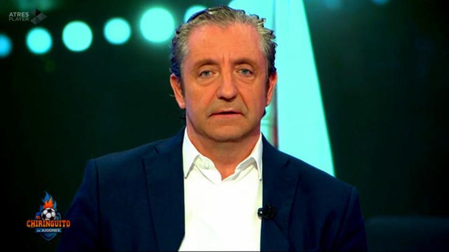 El Chiringuito rinde bien con la goleada del Barça en LaLiga