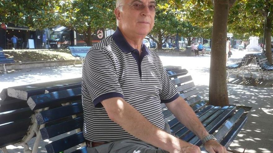 Carlos Pracht, cabeza de lista de Ciudadanos por Cantabria.