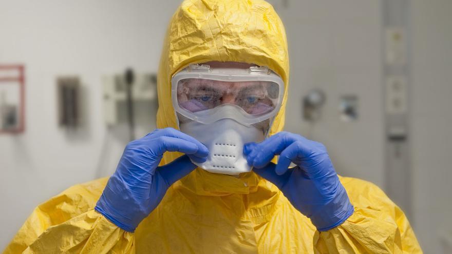El Gobierno Foral anunció mejoras formativas sobre el ébola el pasado día 10.