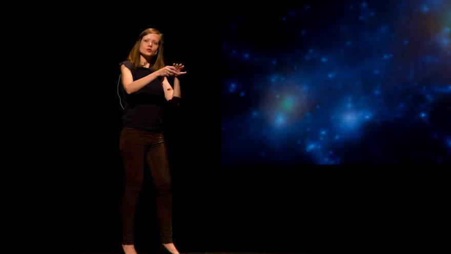 Cristina Ramos Almeida, investigadora del Instituto de Astrofísica de Canarias (IAC).