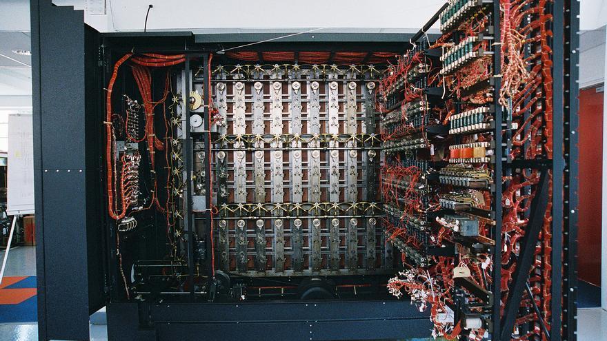 Phoenix, la Bomba que resurgió de las cenizas (y que se puede ver en la Escuela de Código y Cifrado de Bletchley Park)