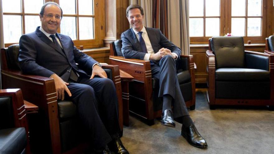 Holanda y Francia acuerdan reforzar su cooperación bilateral