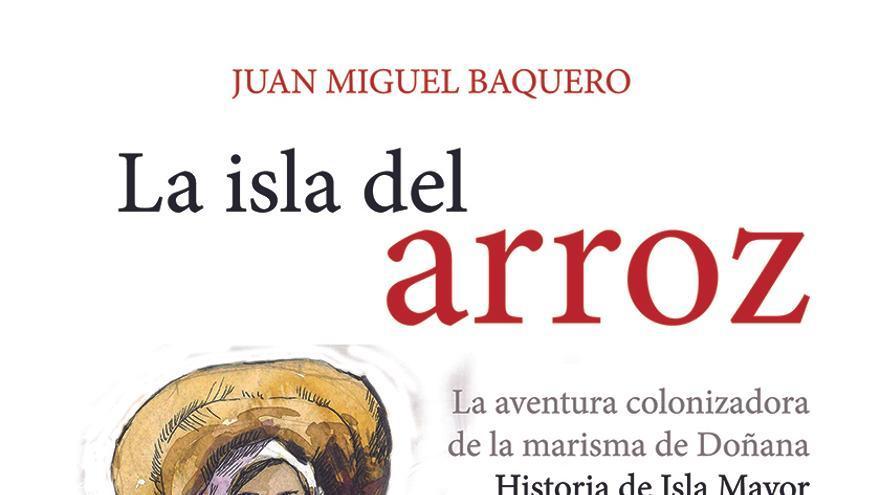 Cubierta de la novela gráfica 'La Isla del arroz'.