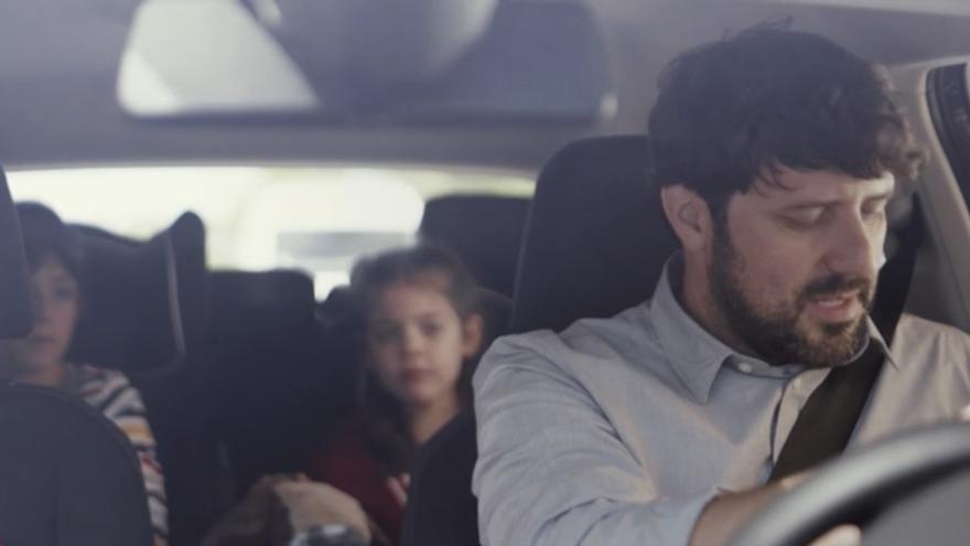 Imagen del vídeo de la campaña de publicidad de Vodafone sobre autónomos.