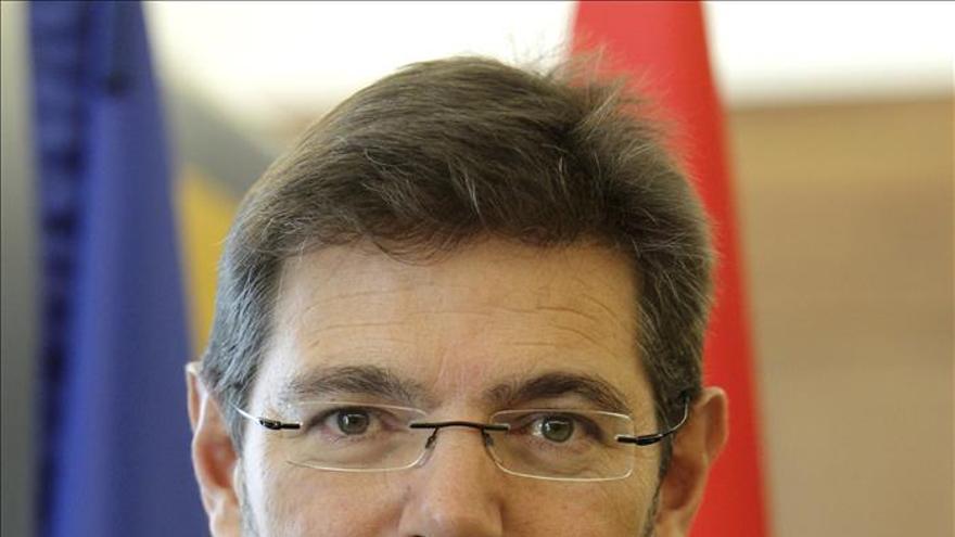 Rafael Catalá Polo será el nuevo ministro de Justicia