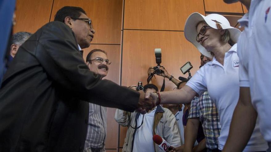 Partido opositor de Nicaragua optimista con observación electoral de la OEA
