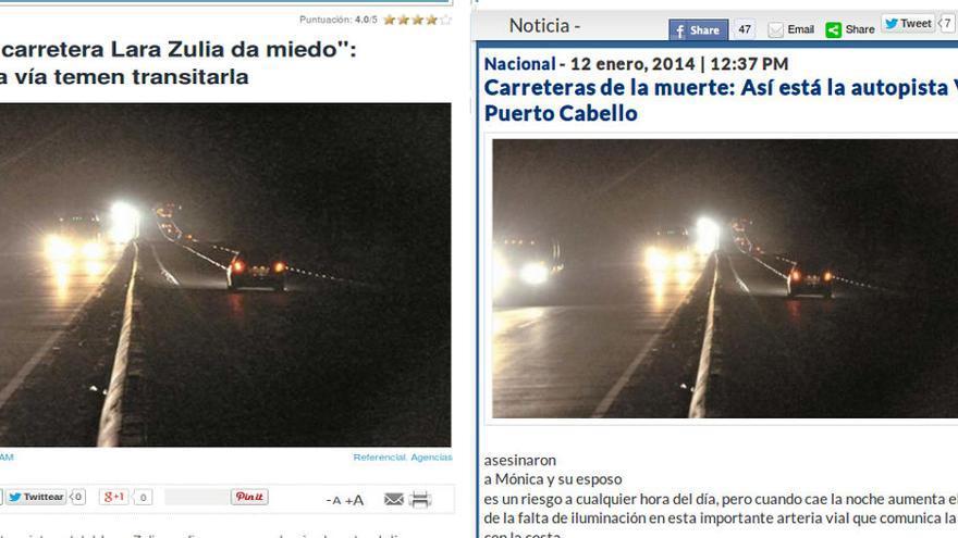 Carreteras Venezuela